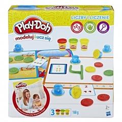 PROM Play-Doh B3406 Liczby i liczenie HASBRO