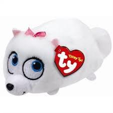 *Teeny Tys maskotka pluszowa Sekretne życie zwierzaków domowych - GIGI