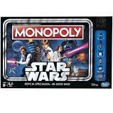 PROM Monopoly Star Wars C1990 HASBRO