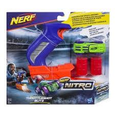 PROM Nerf Nitro Throt.Blitz C0780,C0781