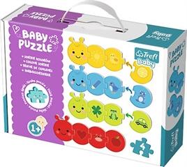 Puzzle - Baby Classic - Sorter kolorów