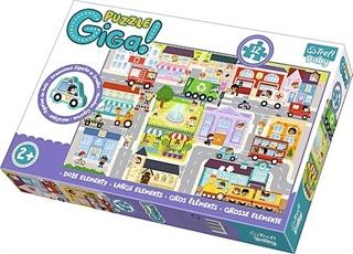 Puzzle - Gigantic - Miasto
