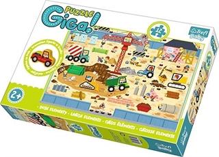 Puzzle - Gigantic - Na budowie