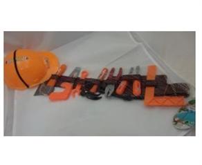 Kask z pasem i narzędziami TA878-1 TAS
