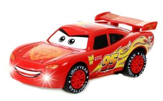 Auto czerwone-metal 12cm,św.,dźw.ZM2014ARIX