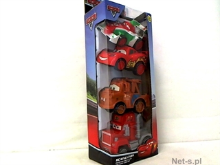 4 autka w pudełku ZM826-116 RIX