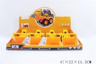 MASZYNA BUDOWLANA (4 SZT.1 DISPLAY) G104118 GAZ