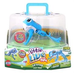 S.CENA Little Live Pets żaba