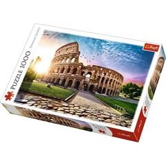 Puzzle -   1000   - Koloseum w promieniach słońca / Trefl