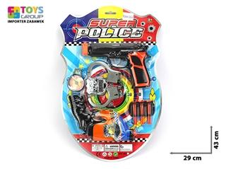 ZESTAW POLICYJNY TG400260