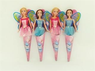 Lalka magiczna baletnica ze skrzydełkami LA11296 PIER