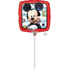 Balon Anagram 9 apos; apos; Mickey Roadster 23cm 3622802