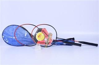 Badminton w etui