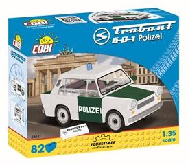*CARS /24541/ TRABANT 601 POLIZEI 81 KL.