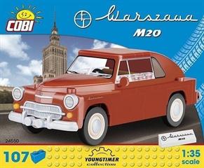 *CARS /24550/ WARSZAWA M20 107 KL.