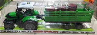 Traktor rolinczy 666-119B