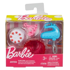 BRB Barbie akcesoria kuchenne FHP69