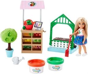 BRB Barbie Ogródek Chelsea zestaw FRH75