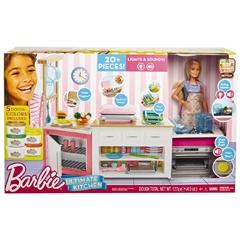 BRB Barbie idealna kuchnia zestaw FRH73