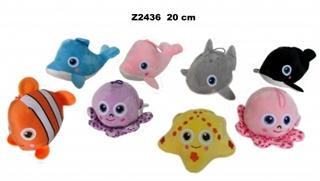 Zwierzęta morskie 20cm Z2436 SD
