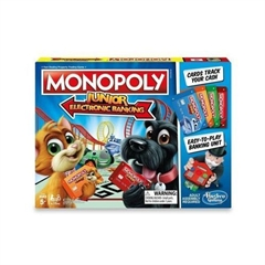 PROM MONOPOLY JUNIOR ELECTRONIC BANKING E1842