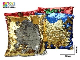 Poduszka zmieniająca kolor TG410808
