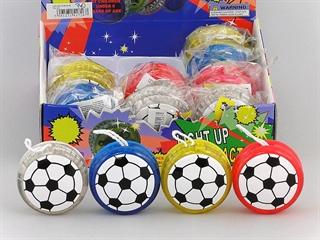 Yo-yo ze światłem piłka AD