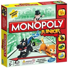 PROM Gra Monopoly Junior A6984 HASBRO