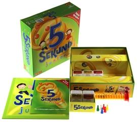 S.CENA GRA - 5 sekund junior 2.0