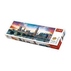 S.CENA Puzzle -   500 Panorama   - Big BeniPałac Westminsterski, Londyn / Fotolia
