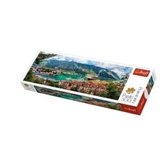 S.CENA Puzzle -   500 Panorama   - Kotor, Czarnogóra / 500 px
