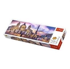 S.CENA Puzzle -   500 Panorama   - Piazza Navona, Rzym / 500 px
