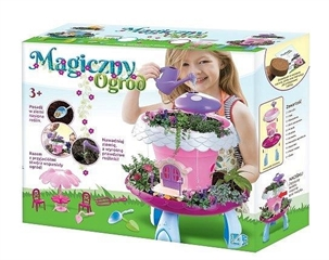 PROM TARGI S.CENA Magiczny ogród ze światłem i dźwiękiem36x2915 pink 7120773 IC