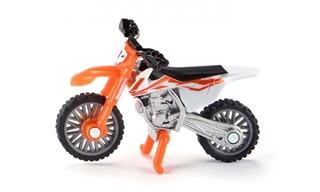 PROM S1391   Siku 13   - Motocykl KTM SX- F450