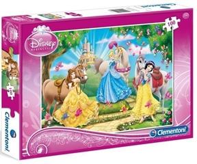 -CLE puzzle 100 Księżniczki 07222