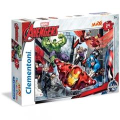 -CLE puzzle 24 maxi Avengers 24036