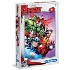 -CLE puzzle 100 The Avengers 1 07244