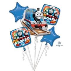 Balon Anagram 50 apos; apos; bukiet balonów Tomek i Przyjaciele 5 szt 3527801