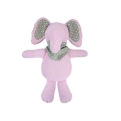 Słoń Federic różowy 23cm 13303