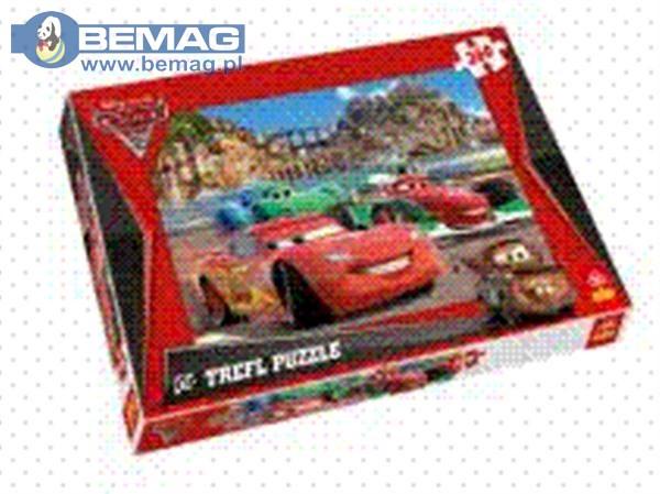 TREFL PUZ.260 CARS 2 13123