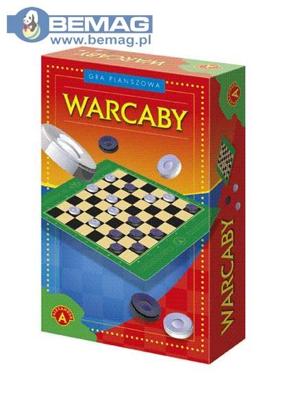 -Warcaby MINI ALEX