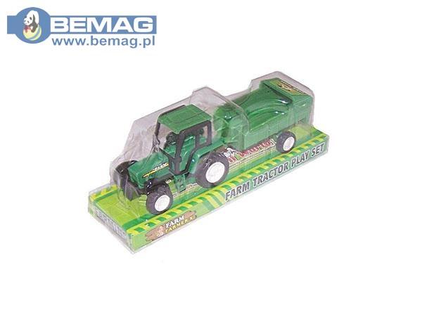 Traktor z przycz.40942 GAZ