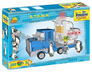 *Penguins /26280/ The S.T.A.N.K. Mobile 280