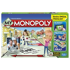 PROM Monopoly gra A8595