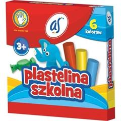 -PLASTELINA 6 AS