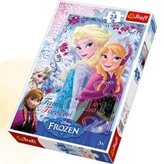 TREFL 24 Maxi - Siostry z Krainy Lodu / Disney Frozen
