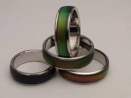 Pierścionek zmieniający kolor CLN