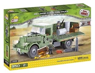 *SMALL ARMY /2455/ MB L3000 4X2 3,1 TON TRUCK 350