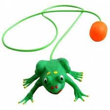 -Skacząca żaba 108A AM