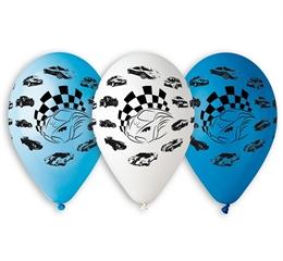 Balon Premium  quot;samochody quot; GoD